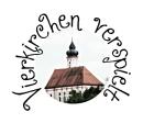 """Nicht genutzter Logo-Entwurf """"Vierkirchen verspielt"""""""
