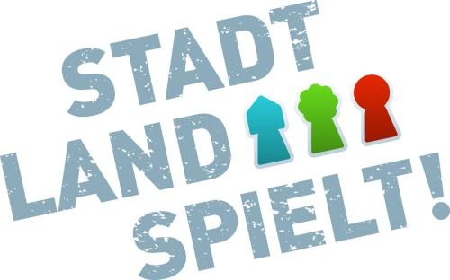 Offizielles Logo Stadt - Land - Spielt