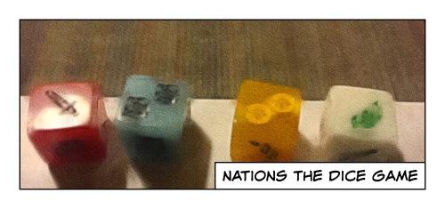 Nation: Das Würfelspiel