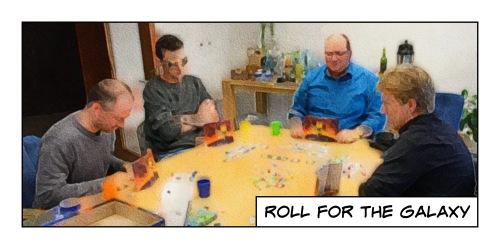 Roll for th Galaxy