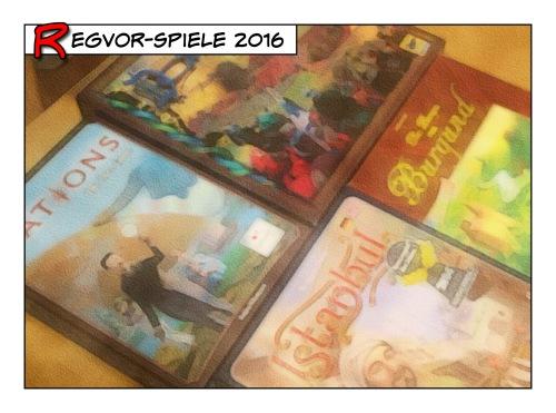Regvor-Spiele 2016