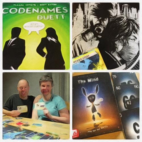 Unser Spiel des Jahres ist Codenames Duett